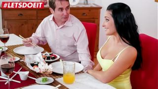 Kinky Inlaws – #lucia Denville – Brunette Slovakian Teen Hot Sex With Pervert Uncle