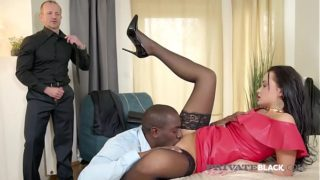 Privateblack – Sexy Daphne Klyde Butt Fucked By Huge Black Cock Husband