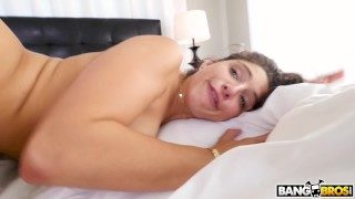 Pawg Abella Danger Gets Pussy Slammed By Big Cock Step Bro